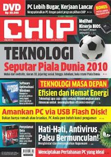 Majalah Chip Juni 2010