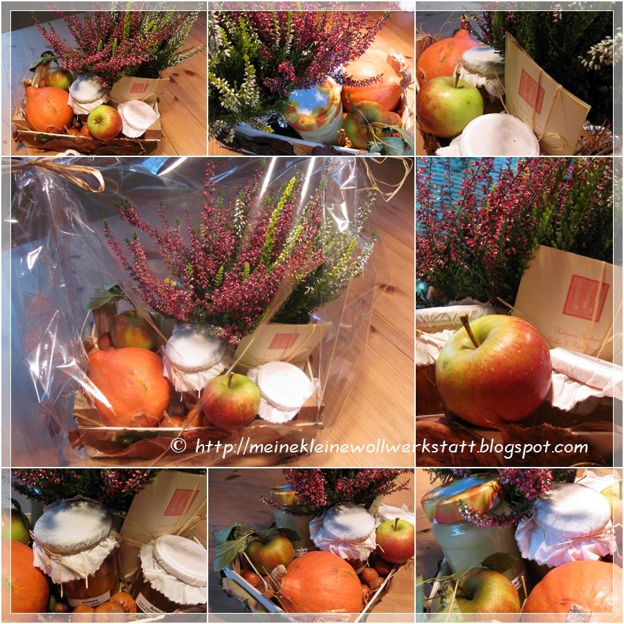 Meine kleine Wollwerkstatt: Geschenke aus der Küche