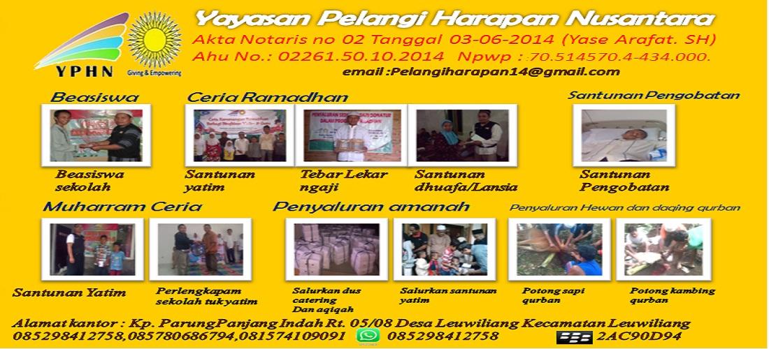 Yayasan Pelangi Harapan Nusantara
