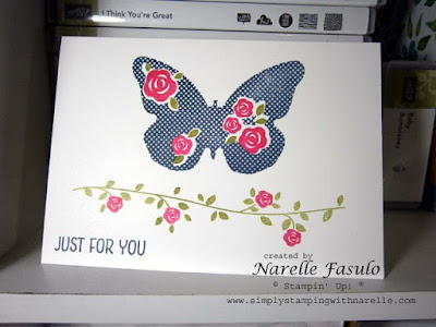 Narelle Fasulo - Floral Wings