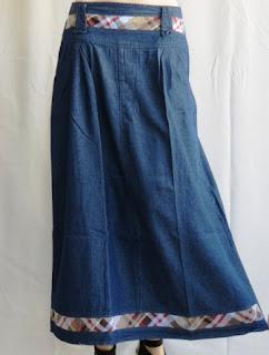 Rok Jeans Murah RM336