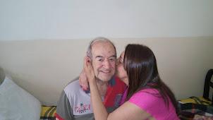 Último dia dos dias dos pais com meu pai