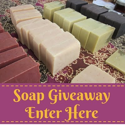 Soap Giveaway Enter by June 2nd
