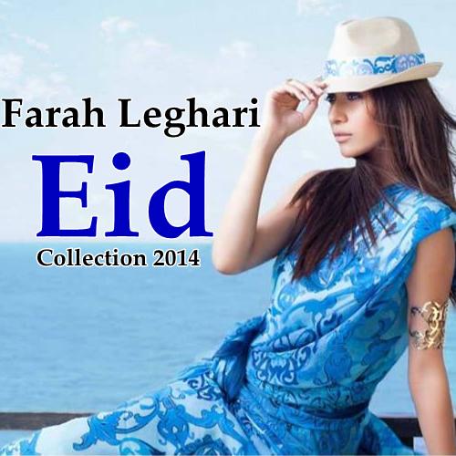 Farah Leghari Eid Lawn 2014