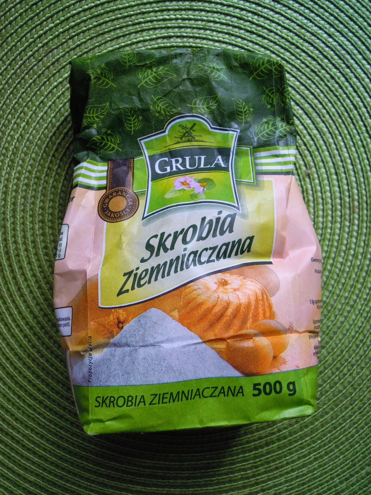 Skrobia ziemniaczana jako dodatek do masek ? :)