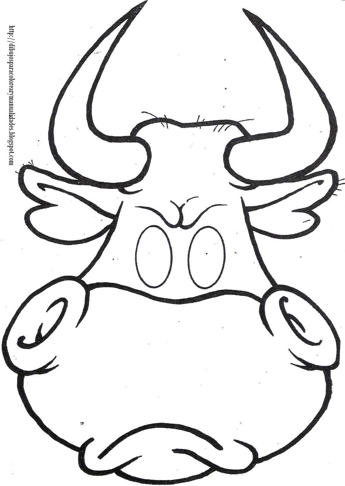 Mascara de lobo para imprimir y recortar - Imagui