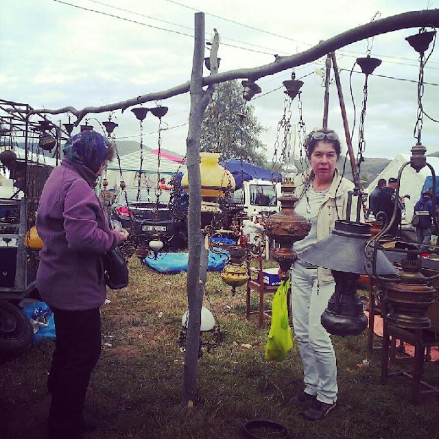 folk market Korosfeketeto / Negreni