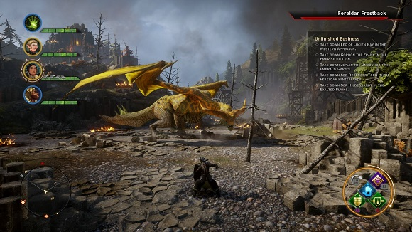 dragon age inquisition pc screenshot gameplay www.jembersantri.blogspot.com 5 Dragon Age Inquisition Repack Black Box