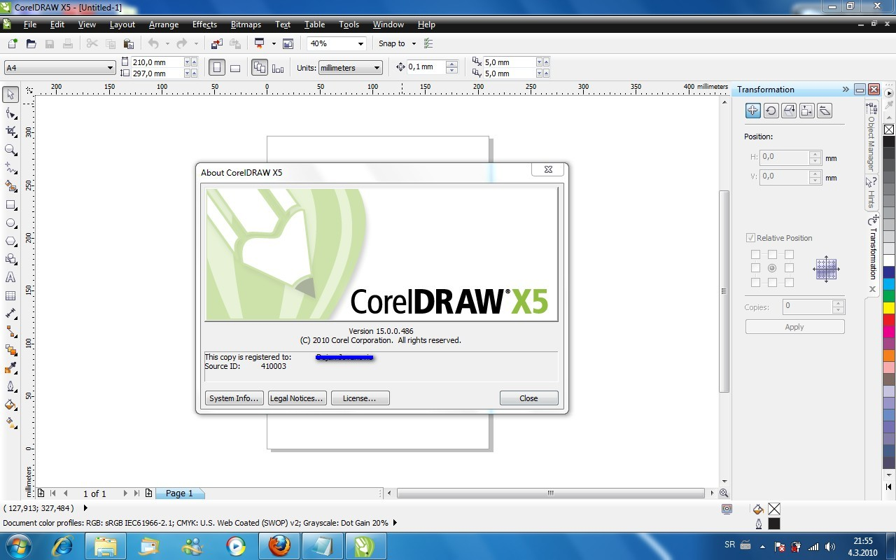 Coreldraw Graphics Suite X5 Espa Ol Melejsoft Todos