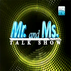 [ TV SHOW ] 06-12-2013 - Mr. And Miss Talk Show  - MYTV, TV Show, Funny Show