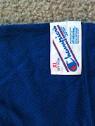 Vintage Brian Bosworth Champion Seatle Seahawks Jersey
