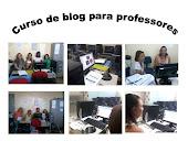Curso de blog para professores