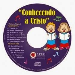 CD Conhecendo a Cristo