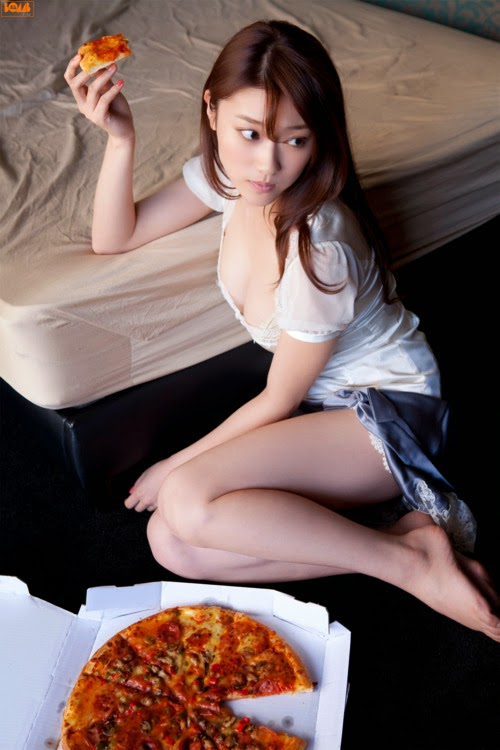 Nín thở ngắm thân hình gợi cảm của Mikie Hara 2