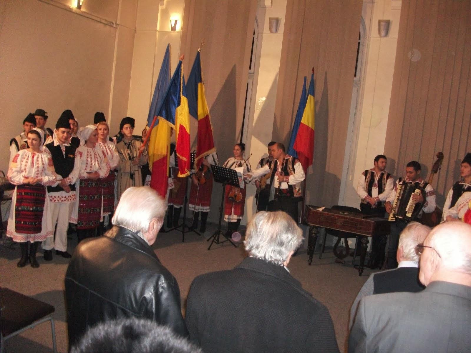 Aniversarea Unirii Principatelor la Muzeul de Istorie, Piatra Neamţ, 24.01.2014...