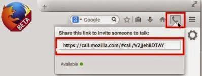 Firefox videochiamate