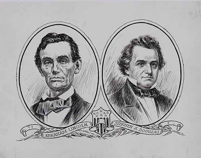 lincoln douglas debates The lincoln-douglas debates research engine includes hundreds of primary source documents, images, timeline entries, biographical sketches, place descriptions, note cards clipped from secondary.