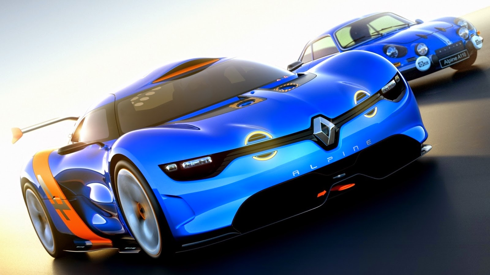 Renault car high resolution pictures