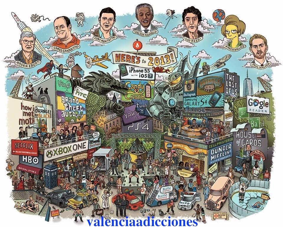 2013 EN UNA IMAGEN | VALENCIA ADICCIONES