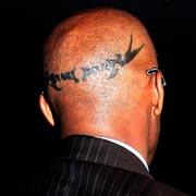 Jamie Foxx Tattoo
