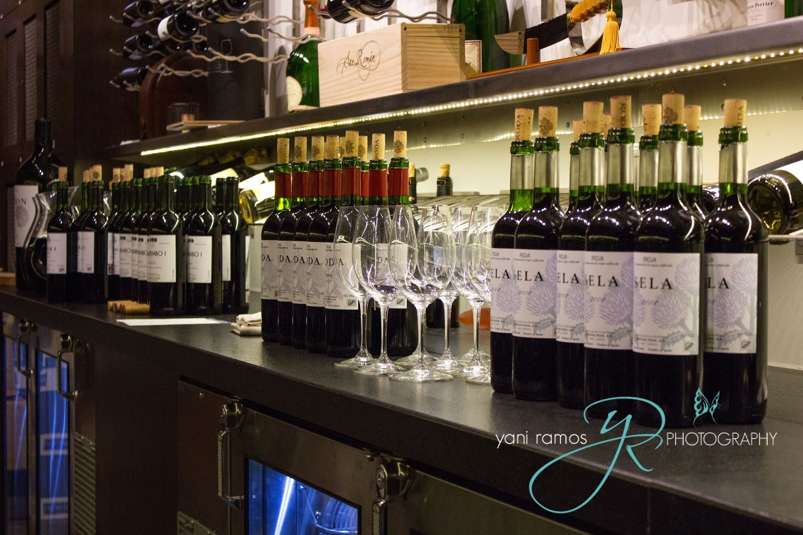 Bodegas Roda - A Plaza Cellars Wine Event