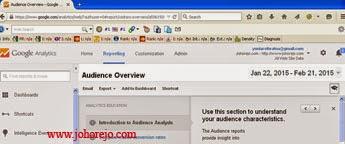 cara membuat dan mendaftarkan blog (website) di google analytics dengan cepat dan mudah