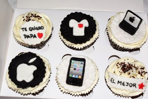 Dia del Padre Cupcakes 2014