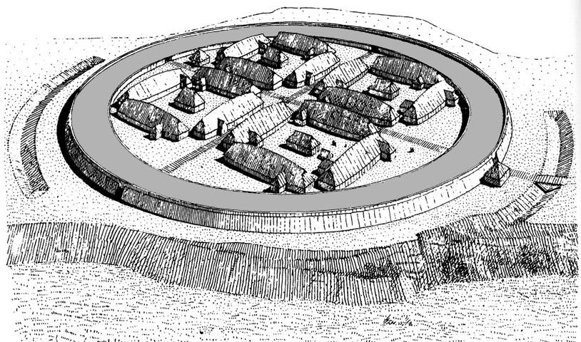 wide urban world: viking urban planning