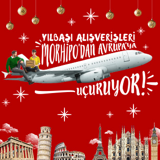 Morhipo Avrupa'ya Uçuruyor