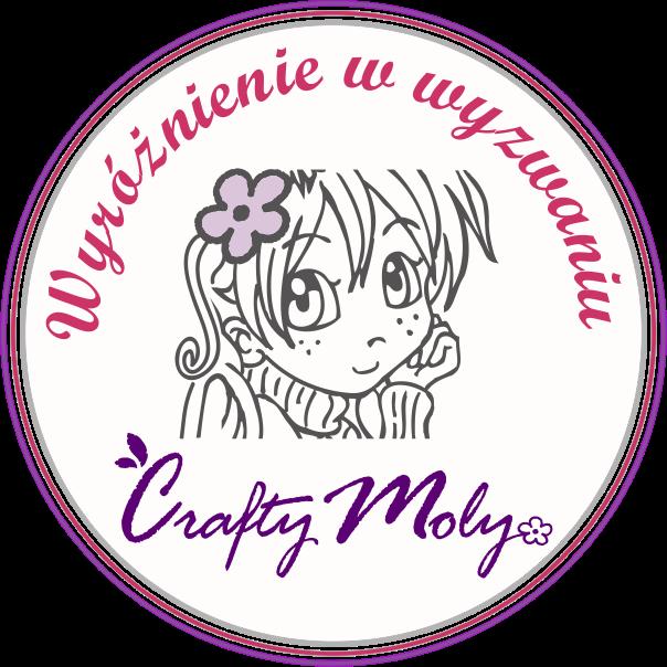 Wyróżnienie w Crafty Moly