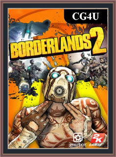 Borderlands 2 Cover, Poster