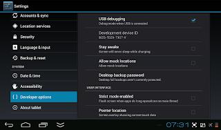 Cara Root New Smartfreen Andromax Tab 7.0