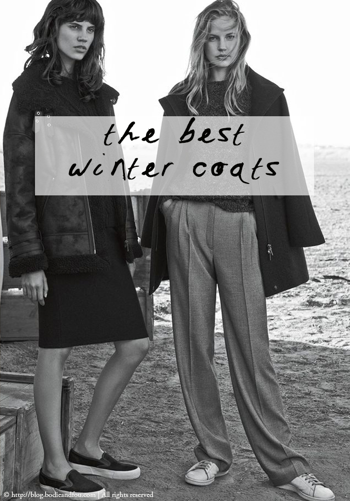 The Best Winter coats at 30% OFF >> http://blog.bodieandfou.com/search/label/Monday%27s%20must-have