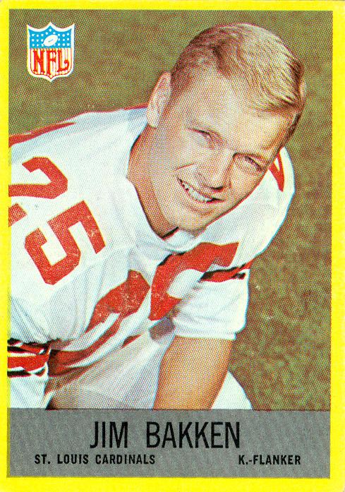 1967 Football Cards August 2013