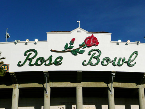 Rose Bowl flea market by Lady by Choice