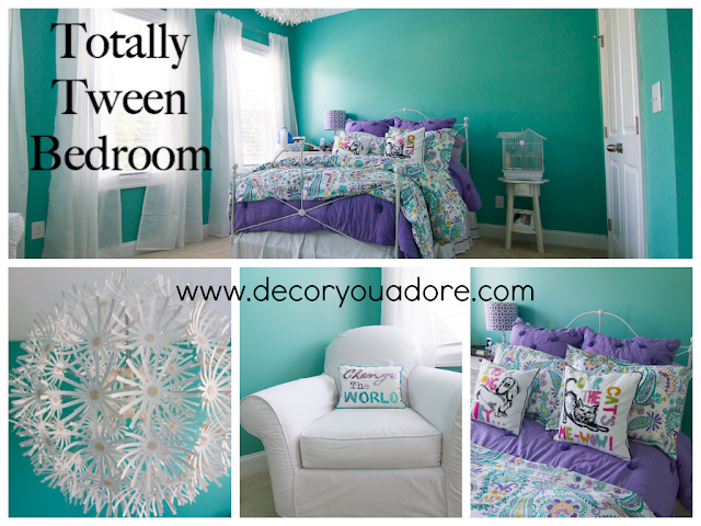 tween room fit for a queen