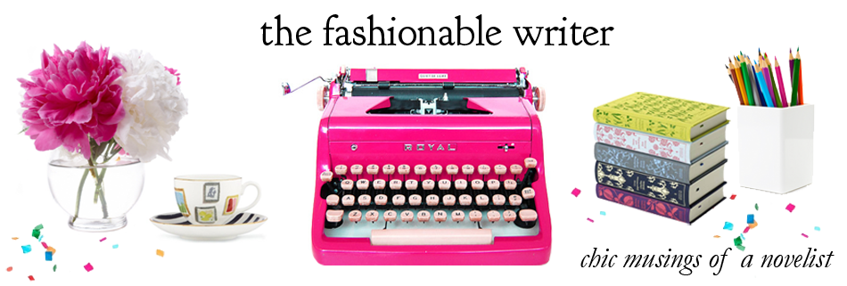 The Fashionable Writer