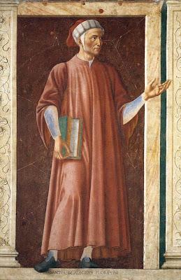 Dante Alighieri (Andrea del Castagno)
