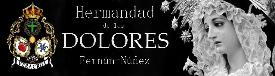 HERMANDAD DE LOS DOLORES