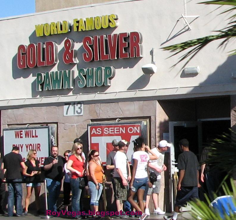 Pawn Shop Las Vegas