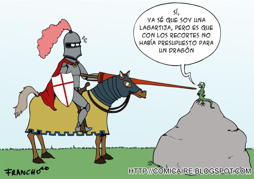 Vinyeta d'humor gràfic sobre la polèmica de la carn de cavall en la Marca Buitoni de Nestlé