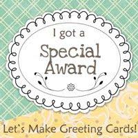 SPECIAL AWARDS: