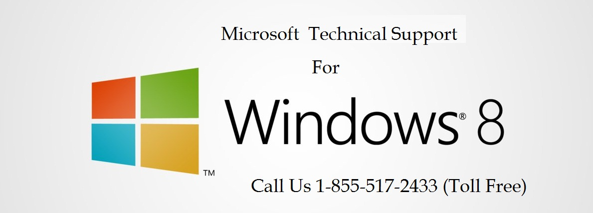 Windows 8 Technical Support