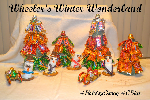 Nestle #HolidayCandy #CBias Mama Luvs Books