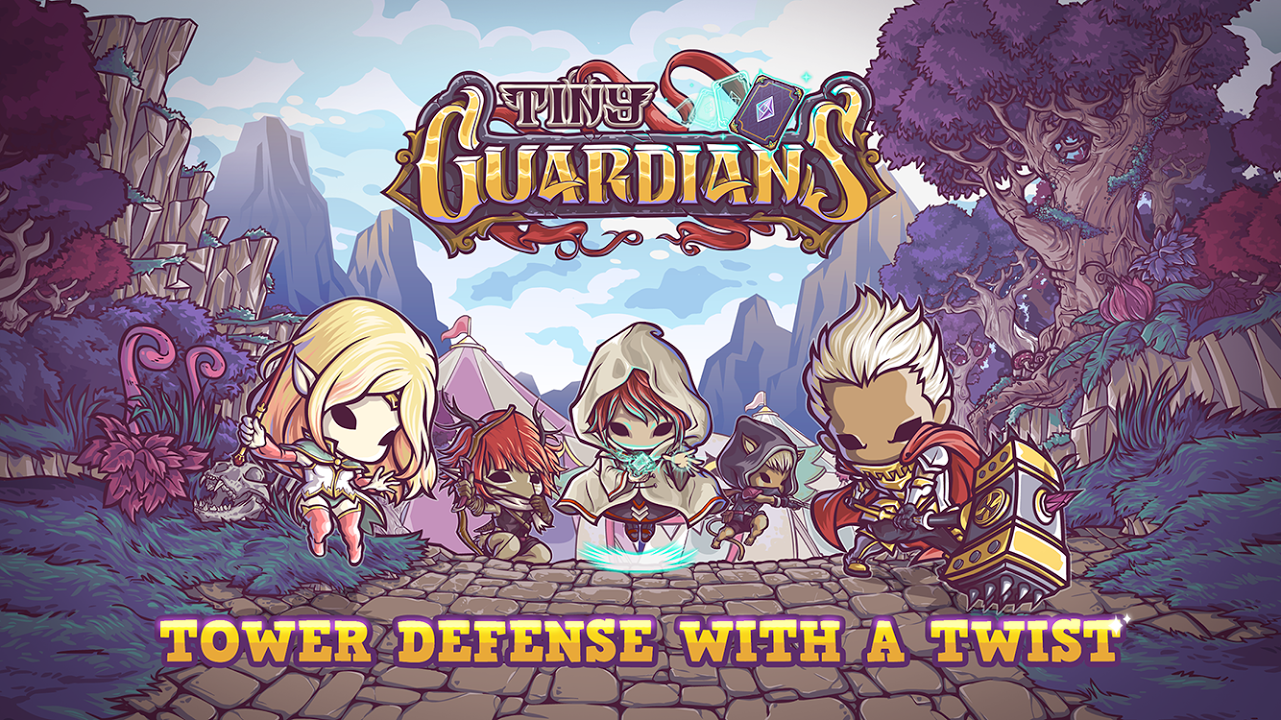 Tiny Guardians Gameplay IOS / Android