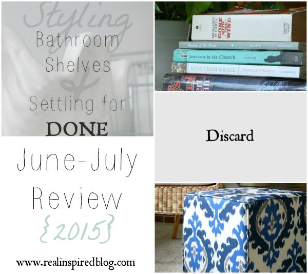 August Review {2015}