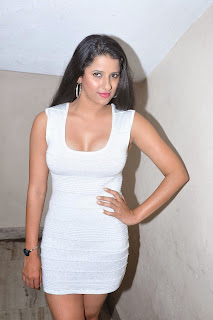 Actress Sravya Reddy Latest  Picture Gallery in Short Dress  009