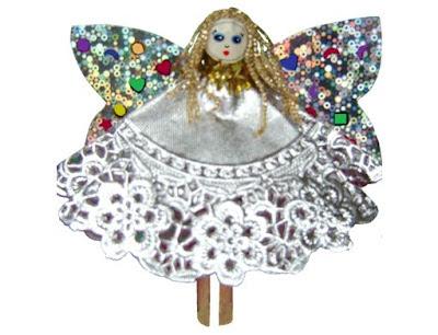 Peg Doll Angel