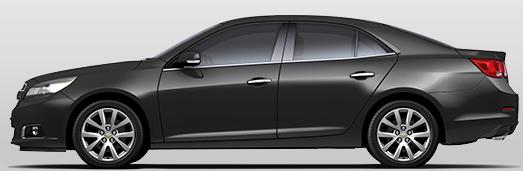 Chevrolet Malibu VIII 2013 Colors Couleurs