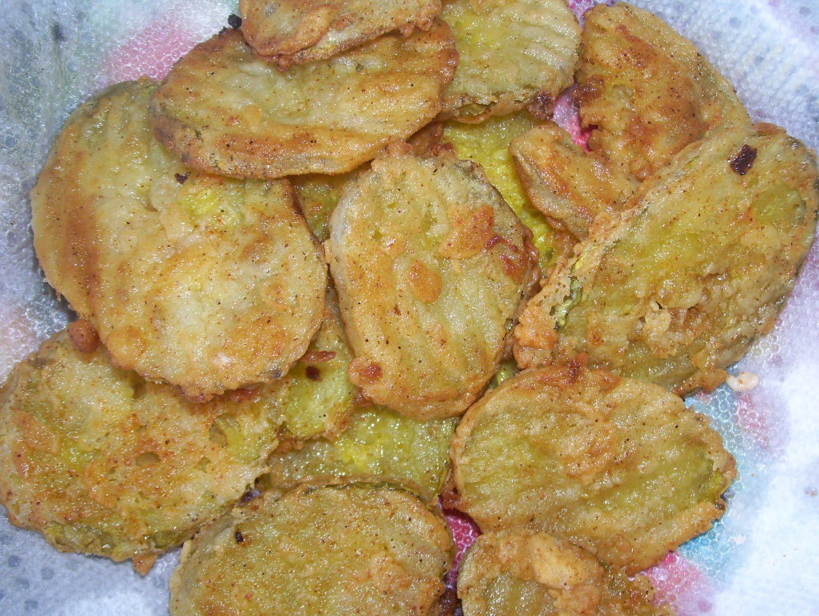 Pretend Chef: Fried Pickles